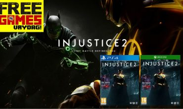 Free Games Vrydag – Injustice 2 (PS4/Xbox One)