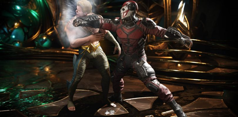 Injustice 2 PC beta is finally live