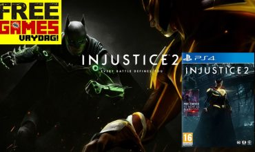 Free Games Vrydag – Injustice 2 (PS4)