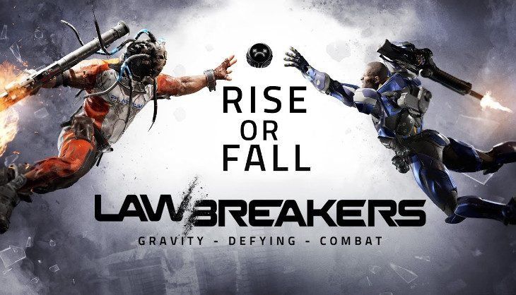 Video: LawBreakers now heading to PS4 as well
