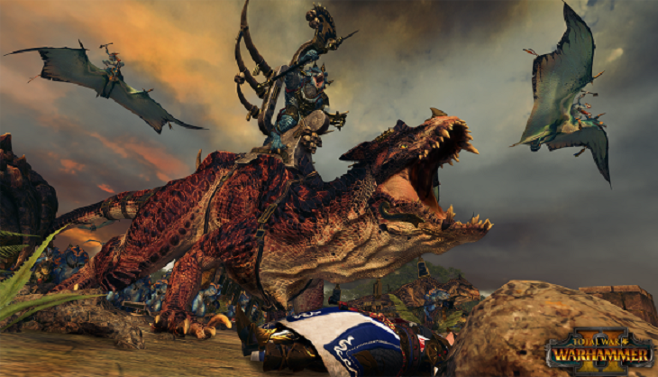 Video: Total War: Warhammer 2 gets new Lizardmen trailer