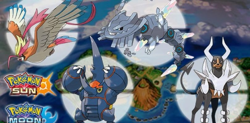 Get more mega stones in Pokémon Sun and Moon