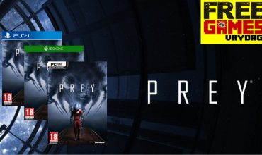 Free Games Vrydag – Prey (PC/PS4/Xbox One)