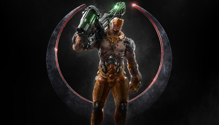 Video: Visor revealed in latest Quake Champions trailer