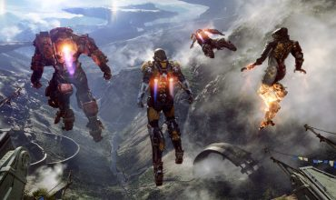 Bioware reveals a few more details on Anthem