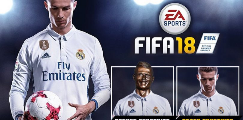 FIFA 18 reveal trailer runs circles around the competition