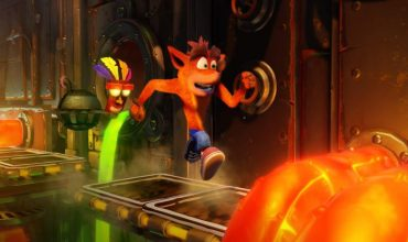 Check out the latest footage for Crash Bandicoot N. Sane Trilogy