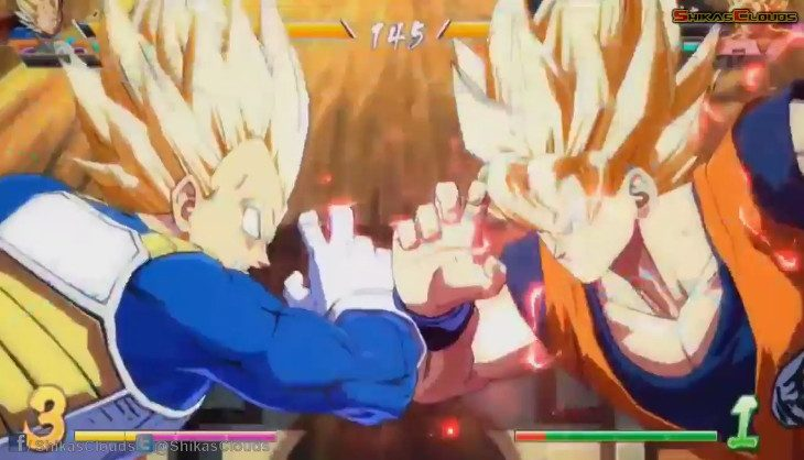 15 gorgeous minutes of Dragon Ball FighterZ