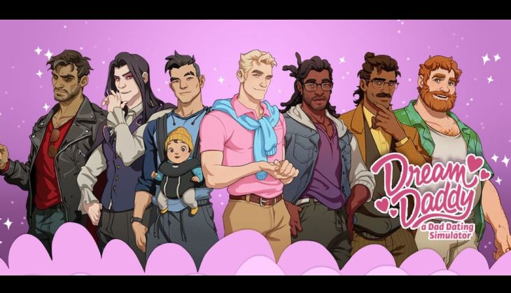 A Dream Games Dating Simulator Daddy: Dad