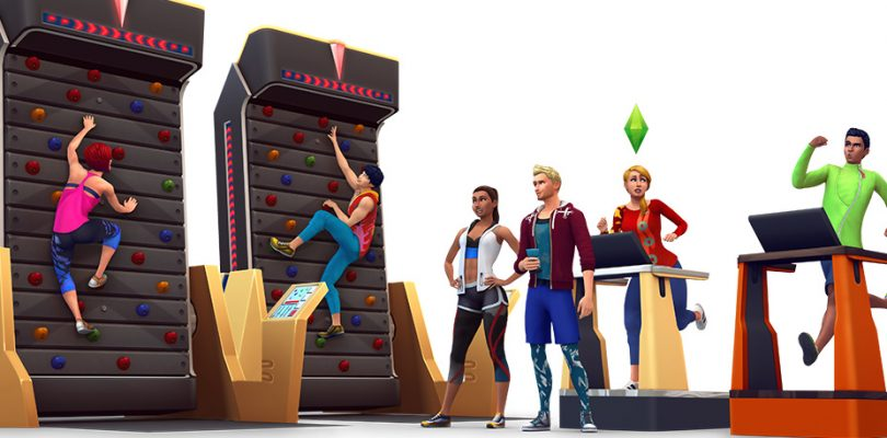 Review: The Sims 4 Fitness Stuff (PC)