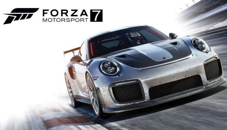 E3 hands-on: Forza Motorsport 7 (Xbox One X)