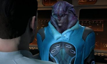 New ME: Andromeda update adds Jaal as romance option for Scott Ryder