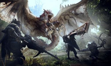 Monster Hunter World gameplay trailer & interview with Ryozo Tsujimoto