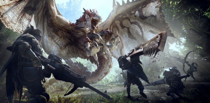 It takes skill to armour up in Monster Hunter World