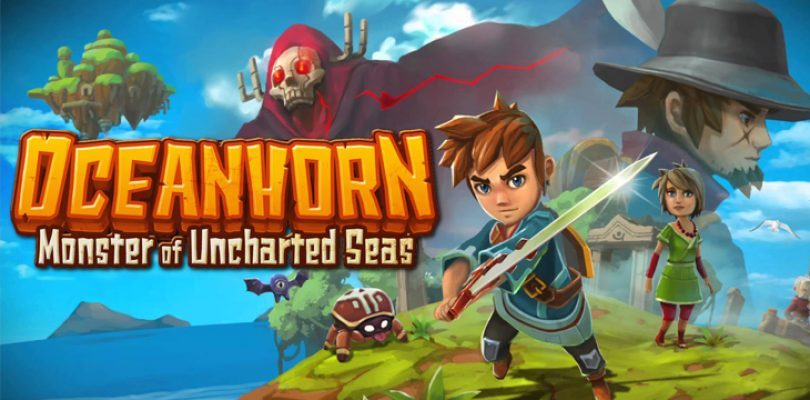 Oceanhorn comes to Nintendo Switch 22 June 2017