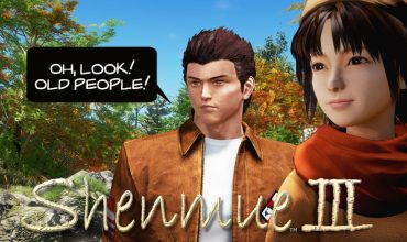 New announcements inbound for Shenmue III at Gamescom