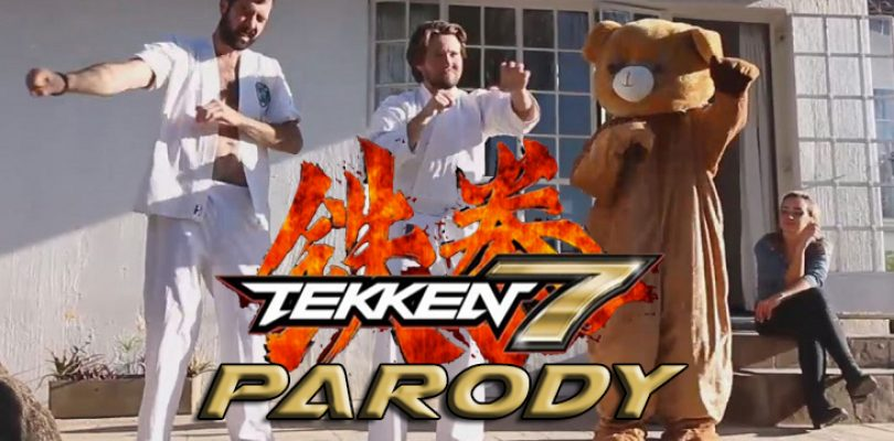 Video: Our Tekken 7 parody