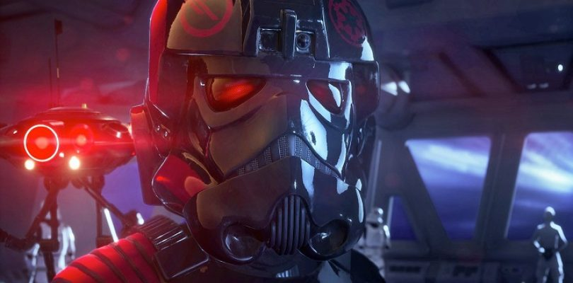 Video: A few seconds of leaked Battlefront 2 gameplay
