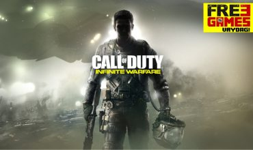 FRE3 Games Vrydag – Call of Duty: Infinite Warfare (Xbox One)