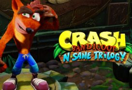 Most of Crash Bandicoot N. Sane Trilogy built without the original source code