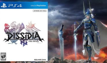 Dissidia Final Fantasy NT is heading to the PS4