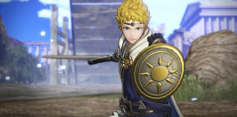 Legendary heroes showed off in new musou game, Fire Emblem Warriors