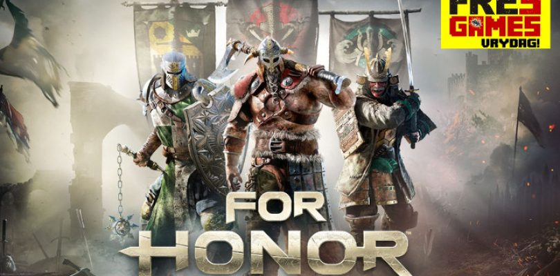 FRE3 Games Vrydag – For Honor (Xbox One)
