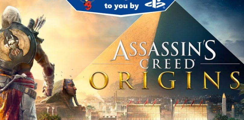 E3 hands-on: Assassin's Creed Origins (Xbox One X)