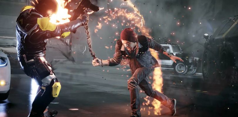 Sony confirms the makers of Infamous are working on something new