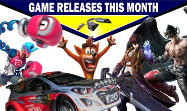 Game releases for June – With added predictions!