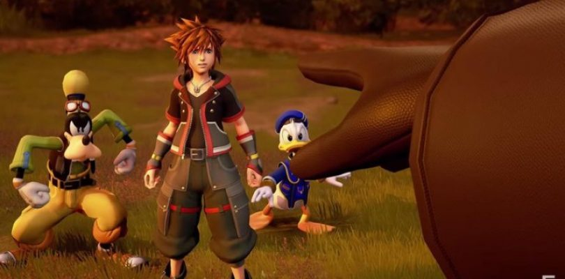 The new Kingdom Hearts 3 trailer looks amazing