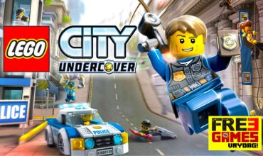 FRE3 Games Vrydag – LEGO City Undercover (PS4/XBO)