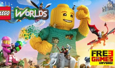 FRE3 Games Vrydag – LEGO Worlds (PS4/XBO)