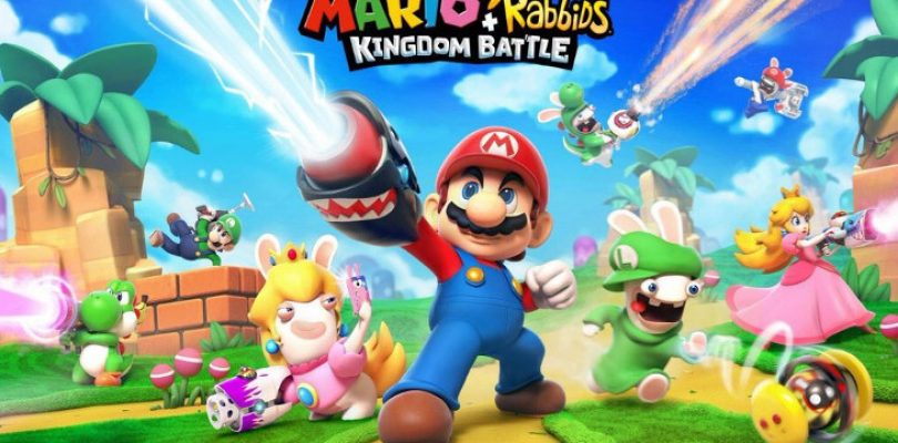 E3 hands-on: Mario + Rabbids Kingdom Battle (Nintendo Switch)