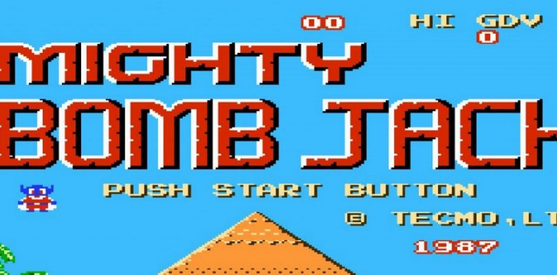 Blast from the Past: Mighty Bomb Jack (NES)