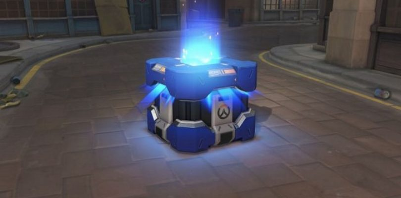 Blizzard CEO says Overwatch loot boxes don't belong in the current controversy