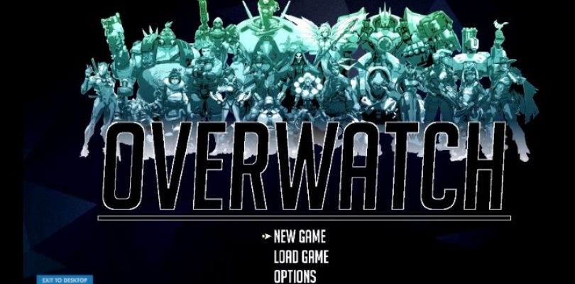 Overwatch reimagined as a JRPG
