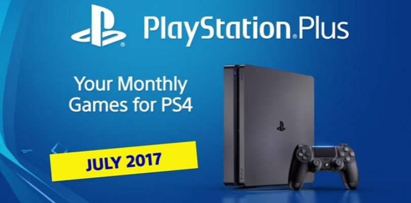 PlayStation Plus games for July are frighteningly good