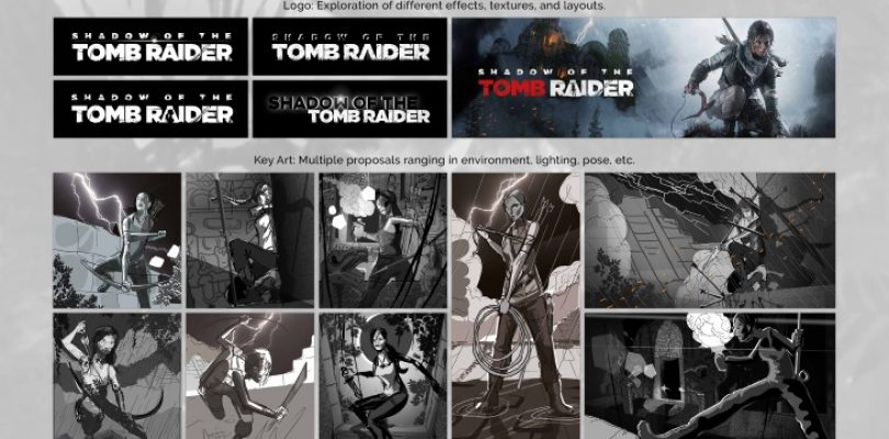 Rumour: Possible Shadow of the Tomb Raider key art leaks