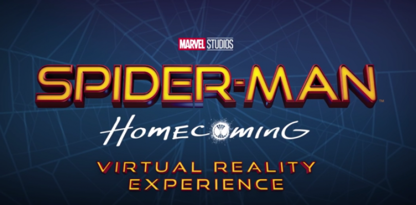 Spider-Man: Homecoming VR Experience announced by Sony Pictures