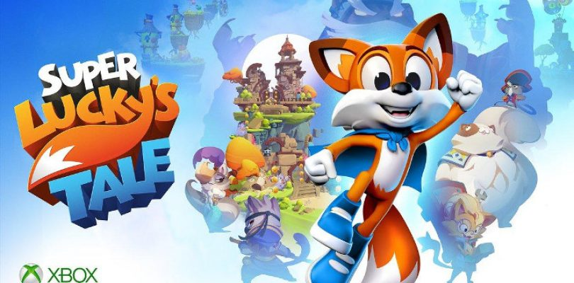 E3 hands-on: Super Lucky's Tale (Xbox One X)