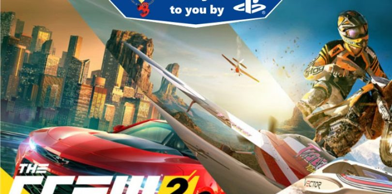 E3 hands-on: The Crew 2 (Xbox One S)