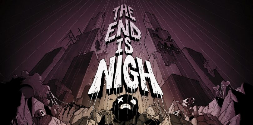 Super Meat Boy creator's new game is called The End is Nigh