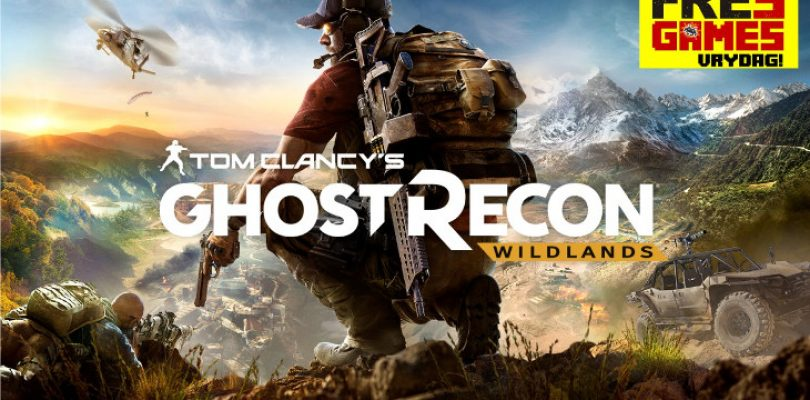 FRE3 Games Vrydag – Ghost Recon Wildlands (Xbox One)