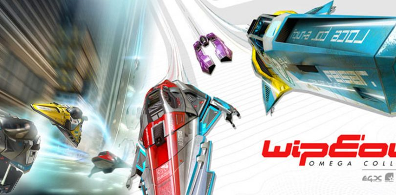Review: WipEout: Omega Collection / VR (PS4 Pro)