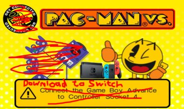 Download Play will be supported for Pac-Man Vs. on the Switch