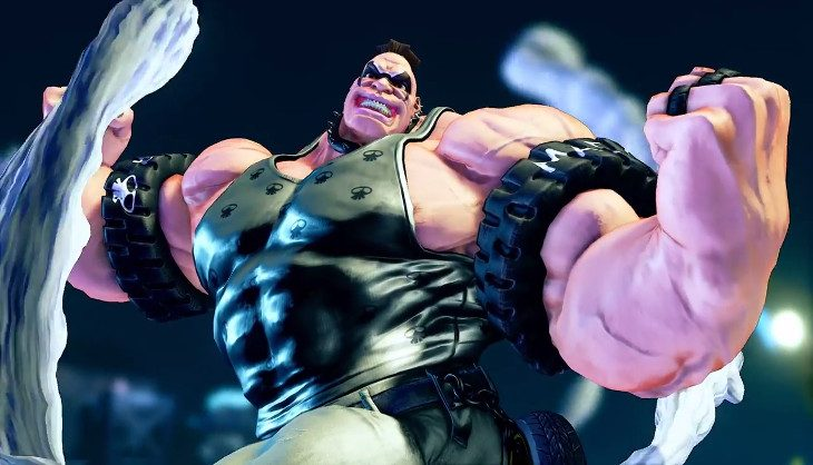 Final Fight's Abigail is joining Street Fighter V