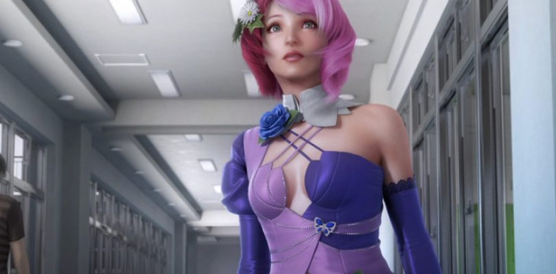 Harada explains why android Alisa has jiggle physics
