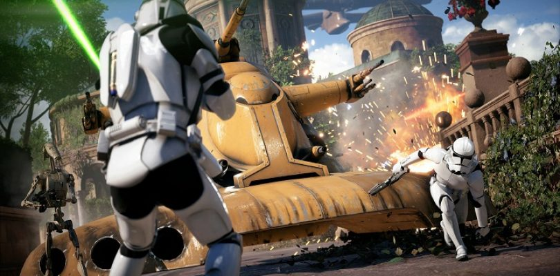 Battlefront 2 gets an open beta date