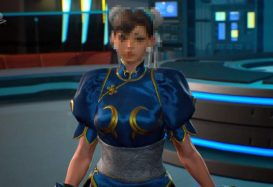 Capcom will fix Chun-Li's face with a day one patch